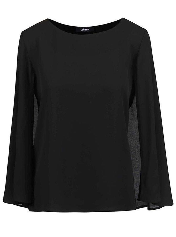 Bluză Alchymi Juno neagră