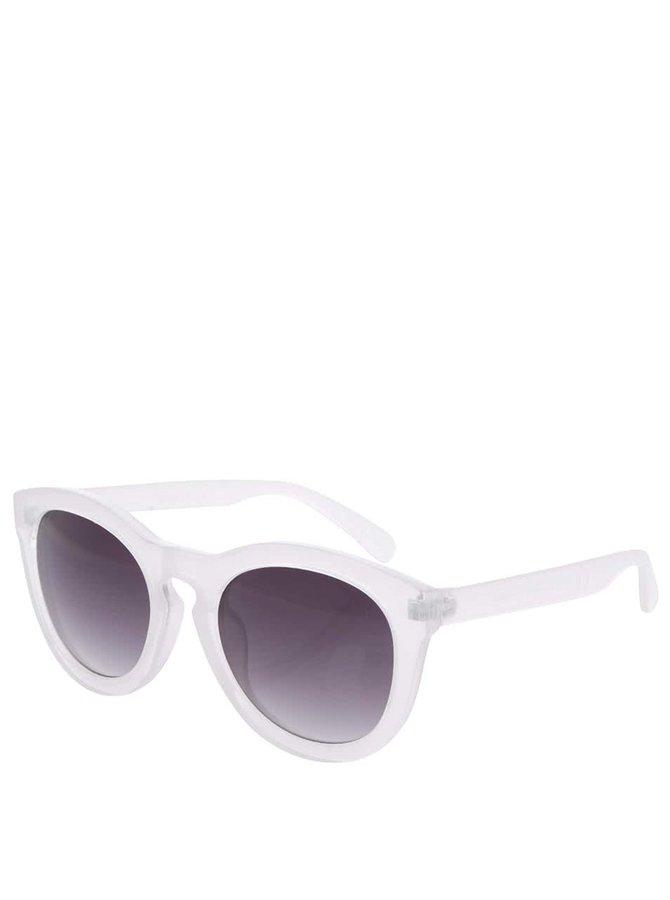 Ochelari de soare Pieces Biana albi