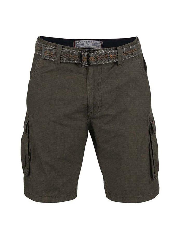 Pantaloni scurți Dstrezzed kaki