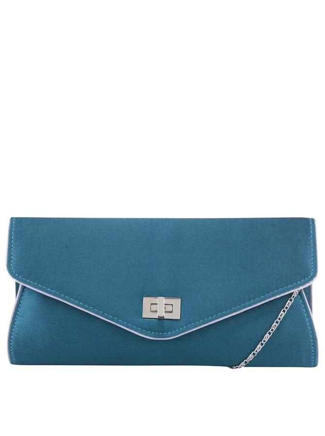 Plic Dice Handbags turcoaz