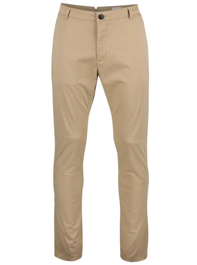 Pantaloni Tailored & Originals Rainford bej