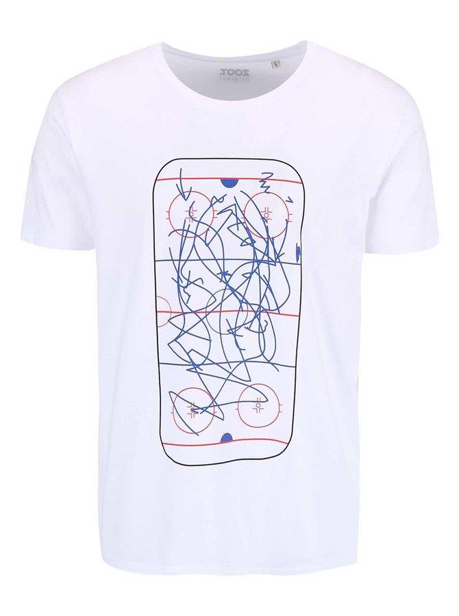 Biele pánske tričko ZOOT Originál Ihrisko