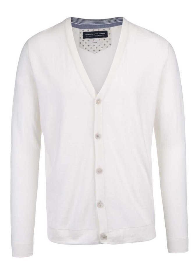 Cardigan Jack & Jones Raul crem
