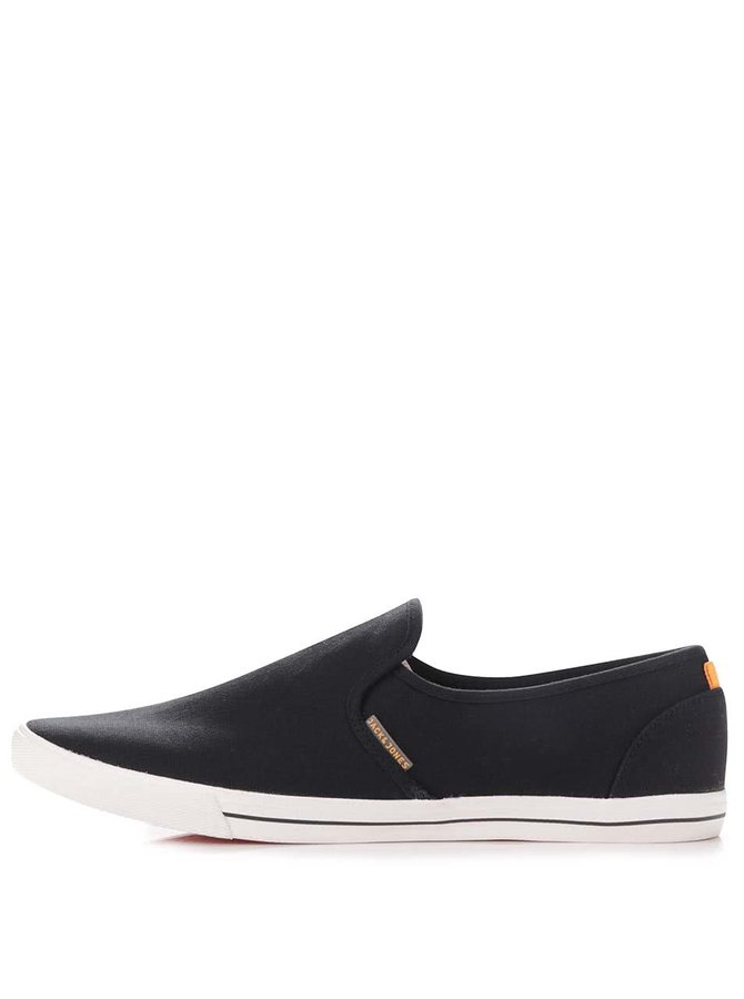 Teniși slip on negri Jack & Jones Spider