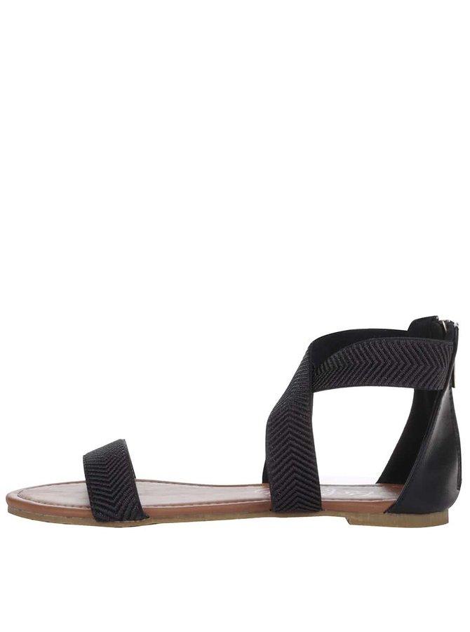 Sandale Refresh negre