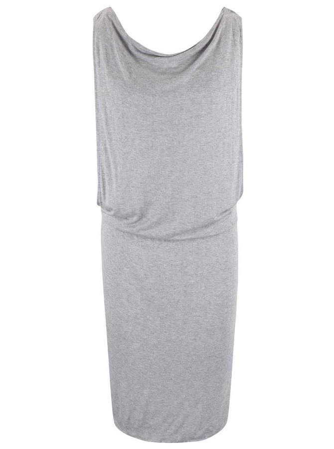 Sivé šaty Bench Laylow