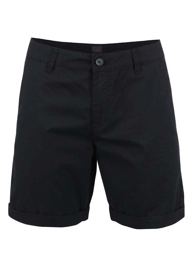 Pantaloni scurți !Solid Clement negri