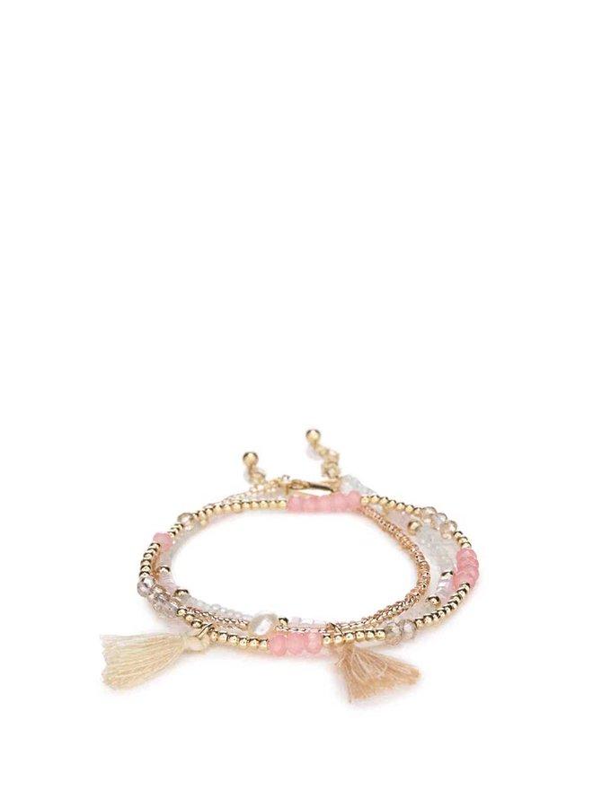 Brățară Pieces Belissa roz