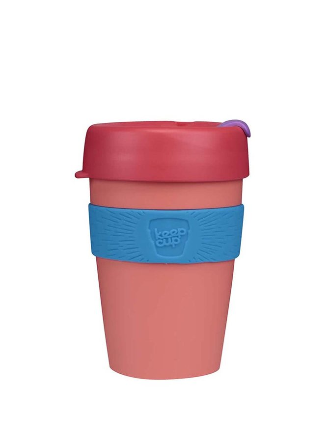 Dizajnový cestovný hrnček KeepCup Tea Rose Medium
