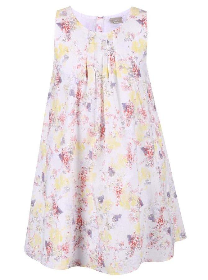 Farebné dievčenské šaty name it Valaia