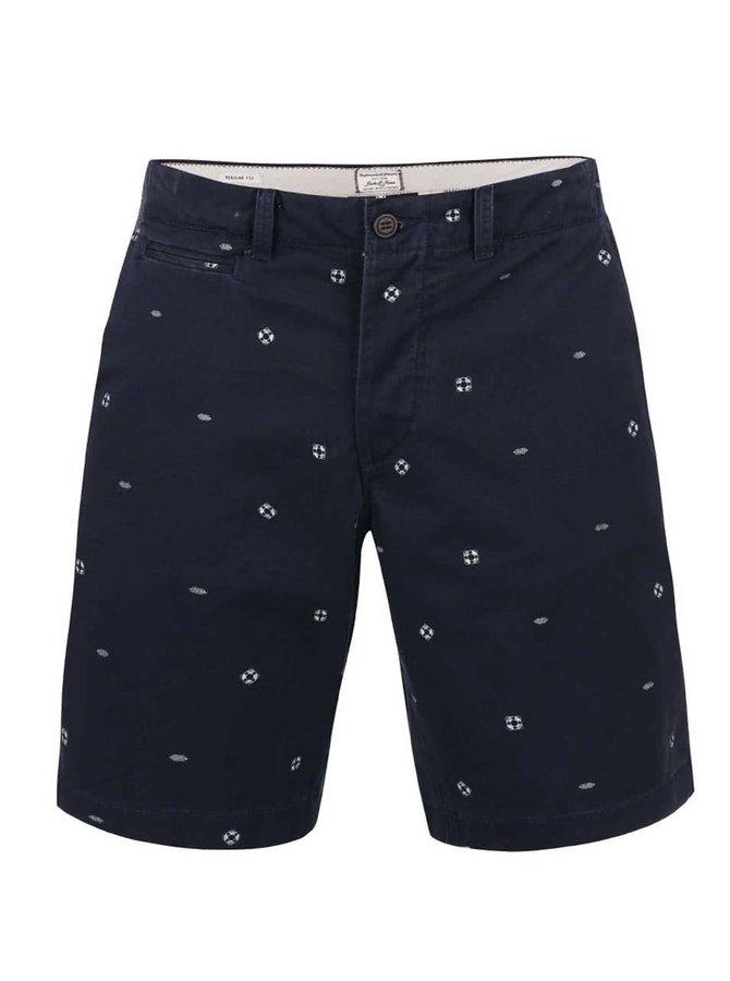 Pantaloni scurți Jack & Jones Graham albastru închis