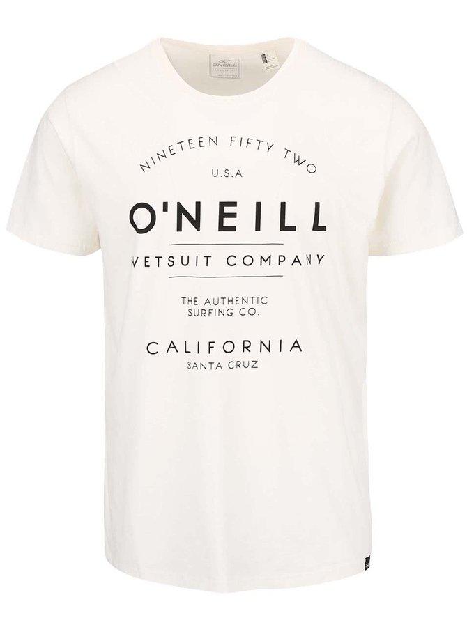 Krémové pánske tričko O'Neill Type