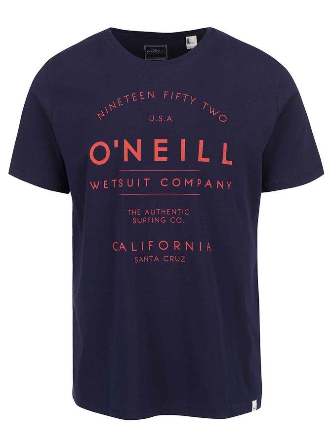 Tricou bărbătesc O'Neill Type albastru închis