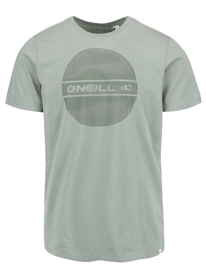 Zelené pánske tričko O'Neill Circle
