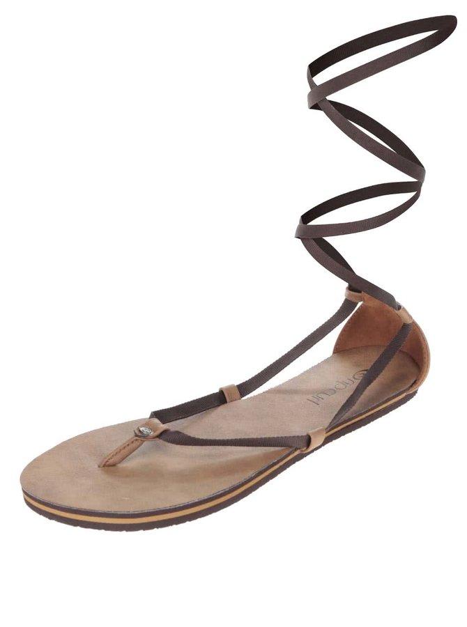 Sandale Rip Curl Copa maro