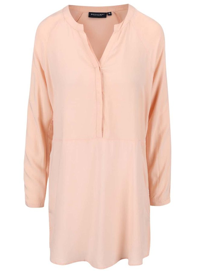 Bluză Broadway Ephie roz prăfuit