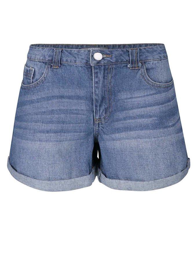Pantaloni scurți Dorothy Perkins albaștri, din denim