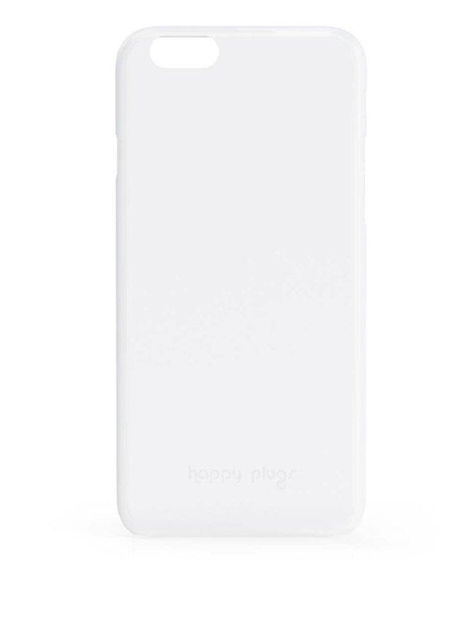Transparentní ultratenký obal na iPhone 6/6S Happy Plugs