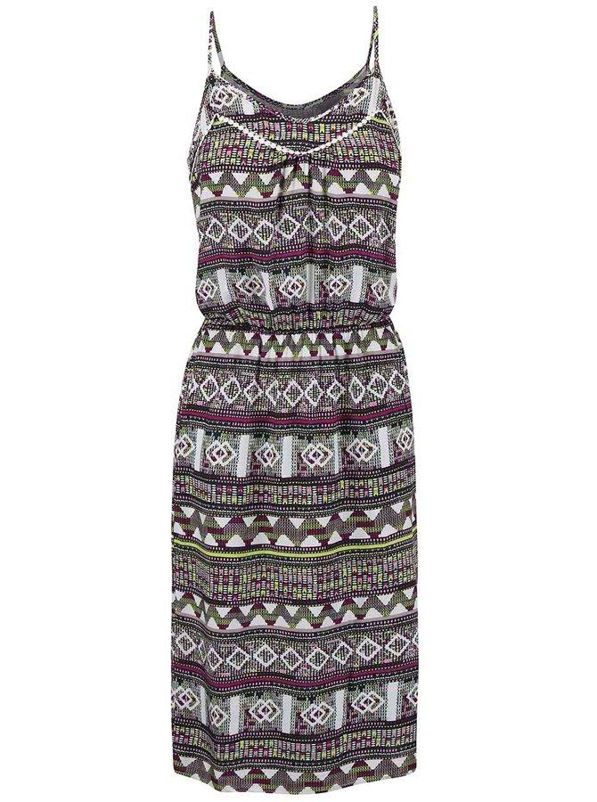 Farebné kvetované šaty VERO MODA Super