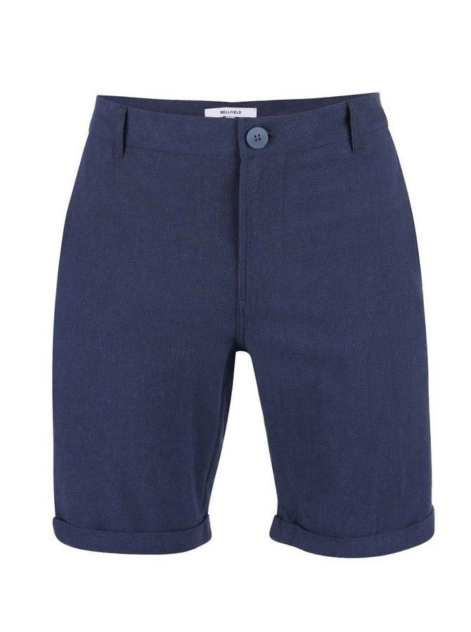 Pantaloni scurți Bellfield Foxton albastru închis