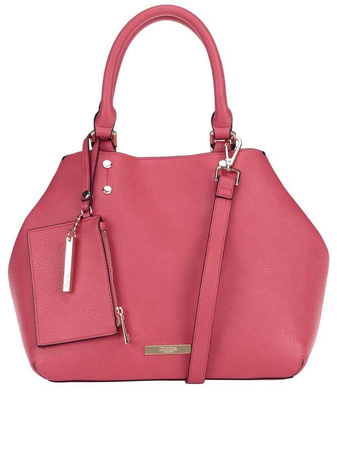 Geantă shopper Dune London Dibby roz