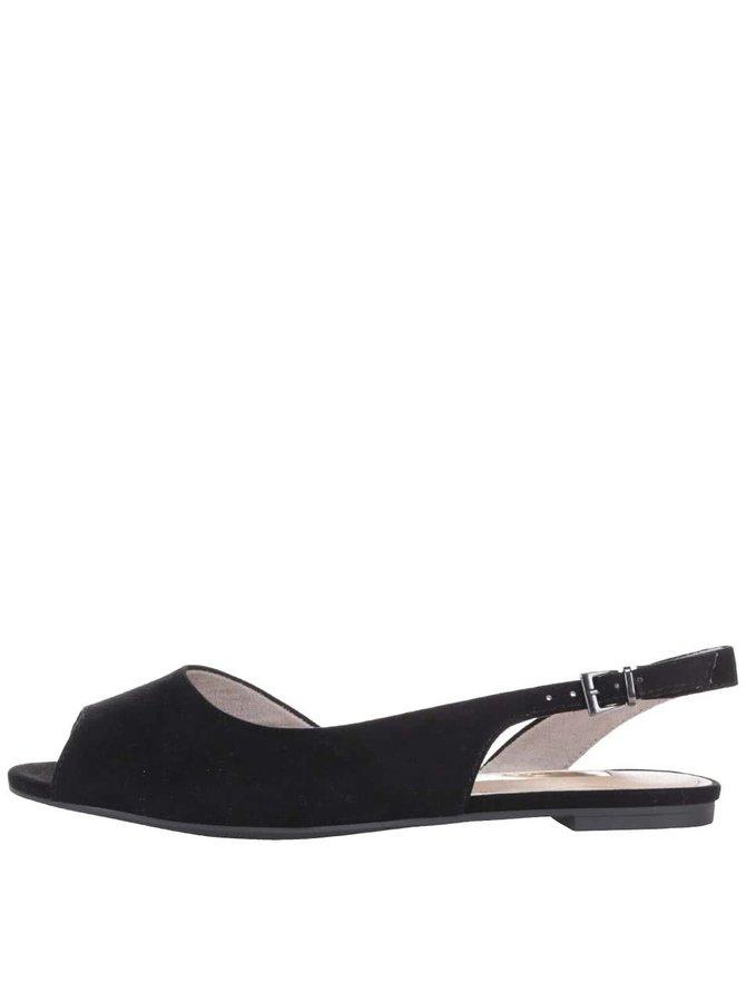 Sandale Tamaris negre