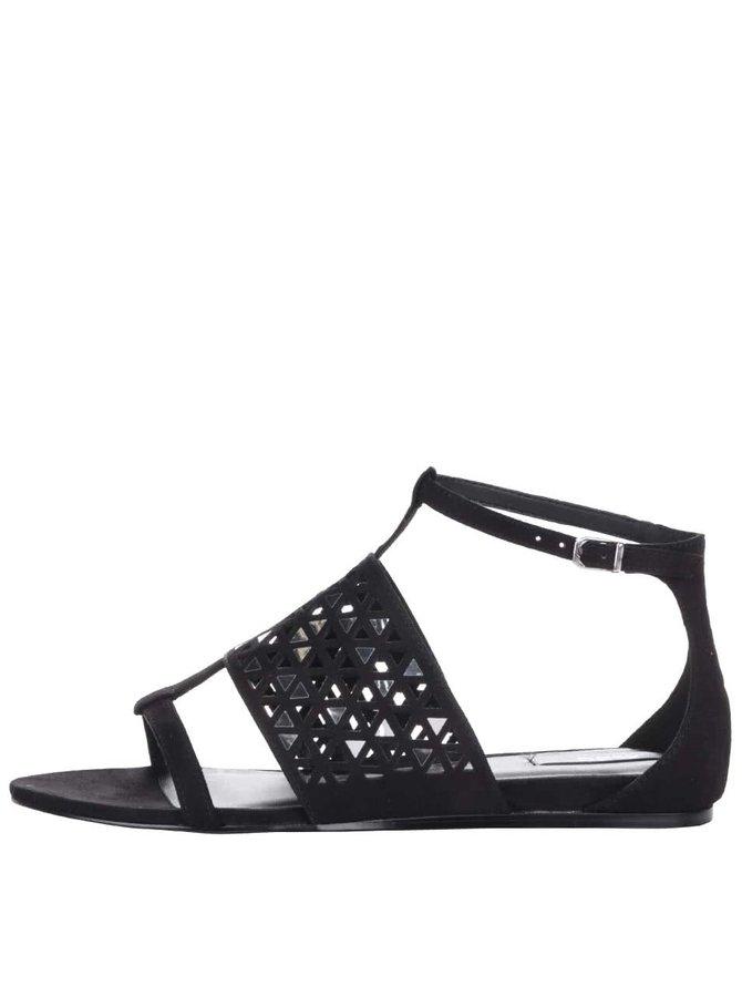 Sandale ALDO Liliane negre
