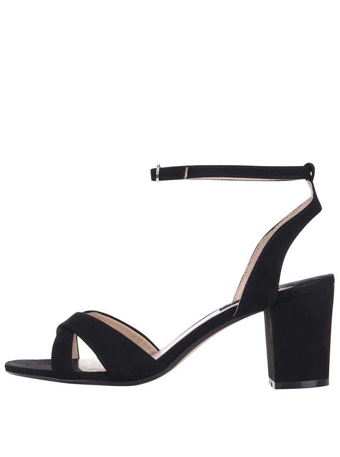Sandale Dorothy Perkins negre