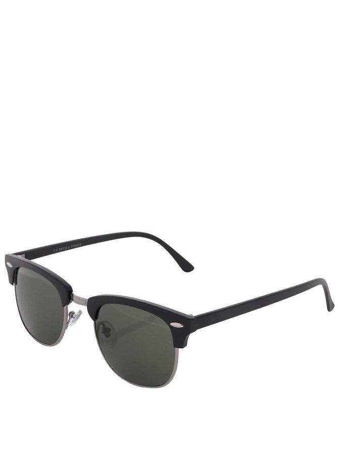 Černé sluneční brýle Jack & Jones Jack