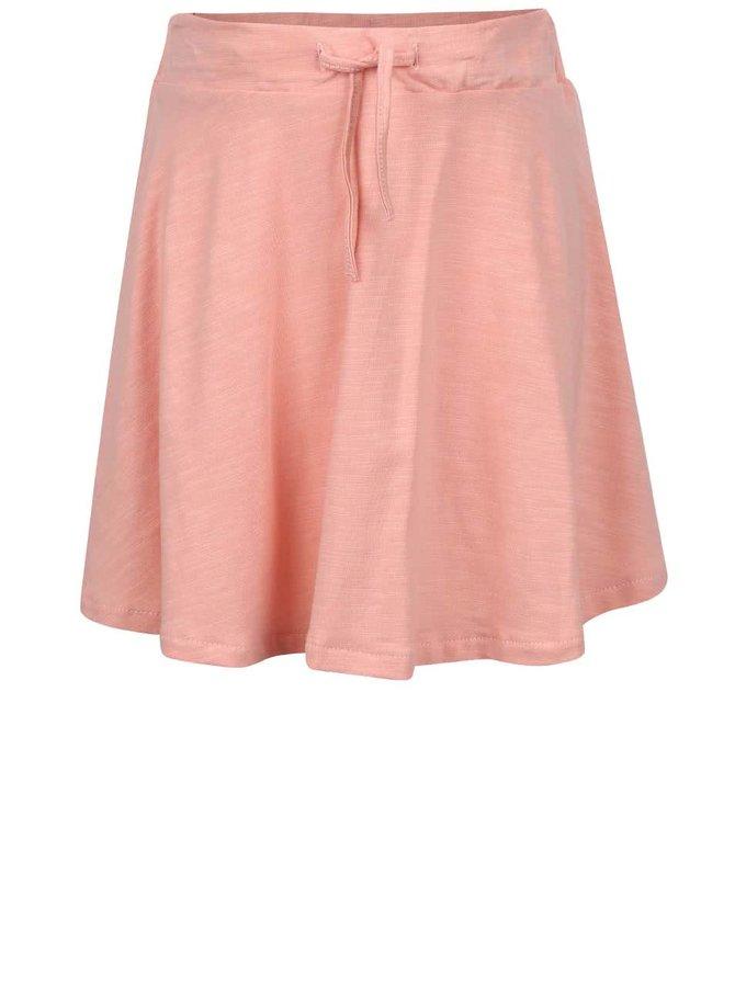 Růžová holčičí sukně name it Tiseon