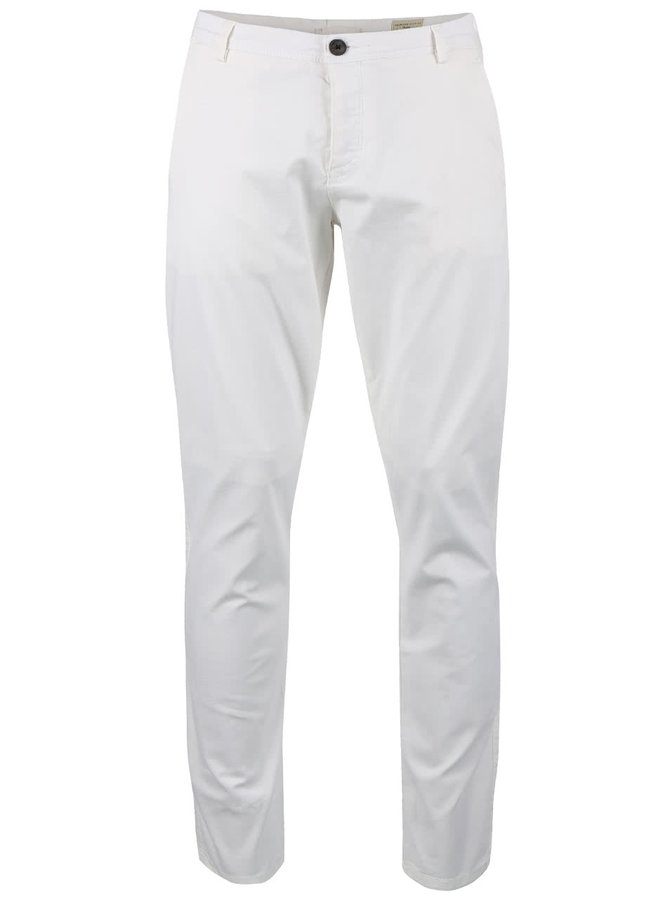 Pantaloni Selected Homme Luca crem