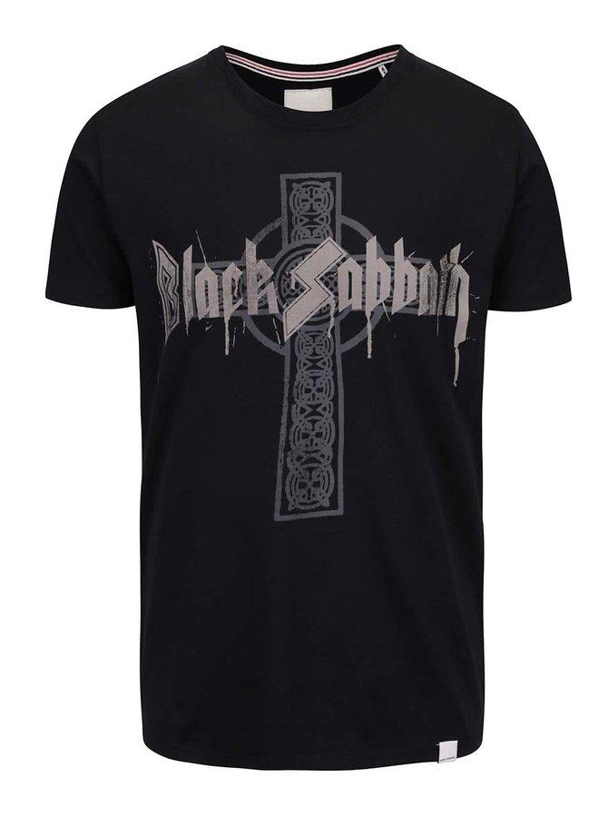 Černé pánské tričko Black Sabbath Shine Original