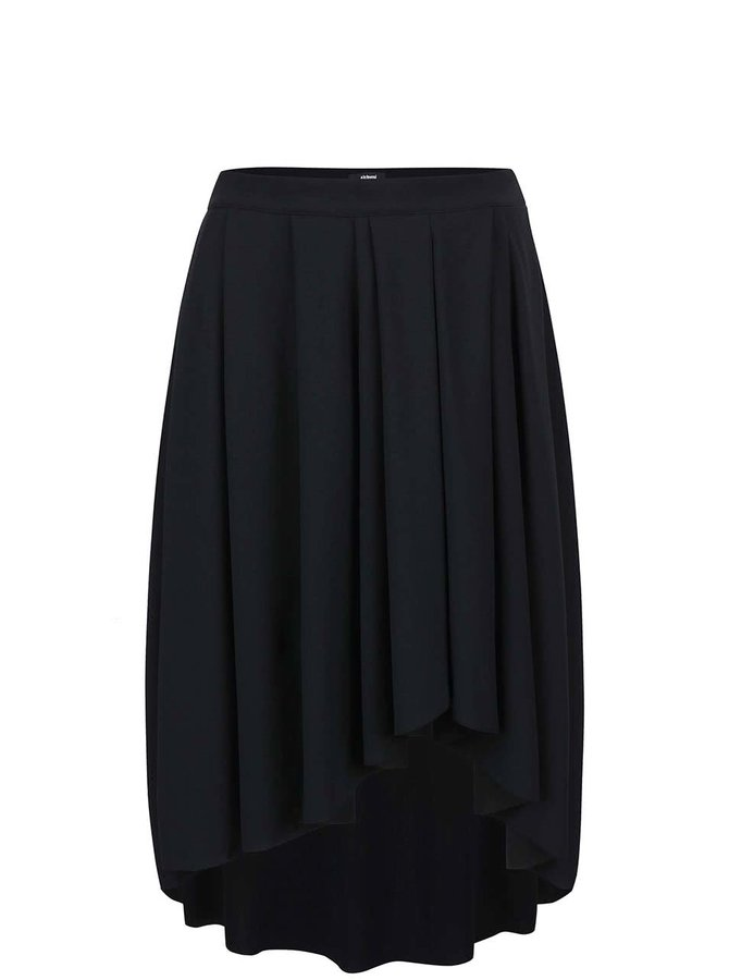 Čierna skladaná sukňa Alchymi Bellis