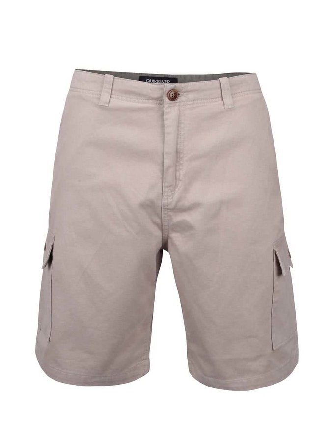 Pantaloni scurți Quiksilver Everyday Cargo crem