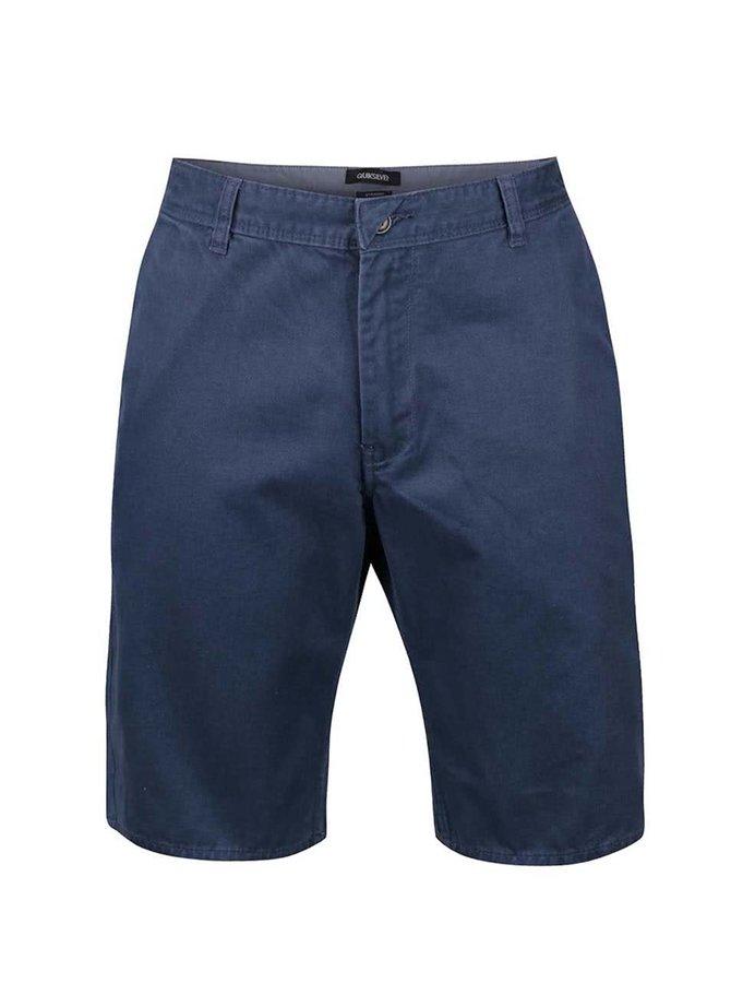 Pantaloni chino Quiksilver albaștri