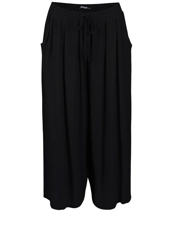 Černé culottes Haily´s Connie