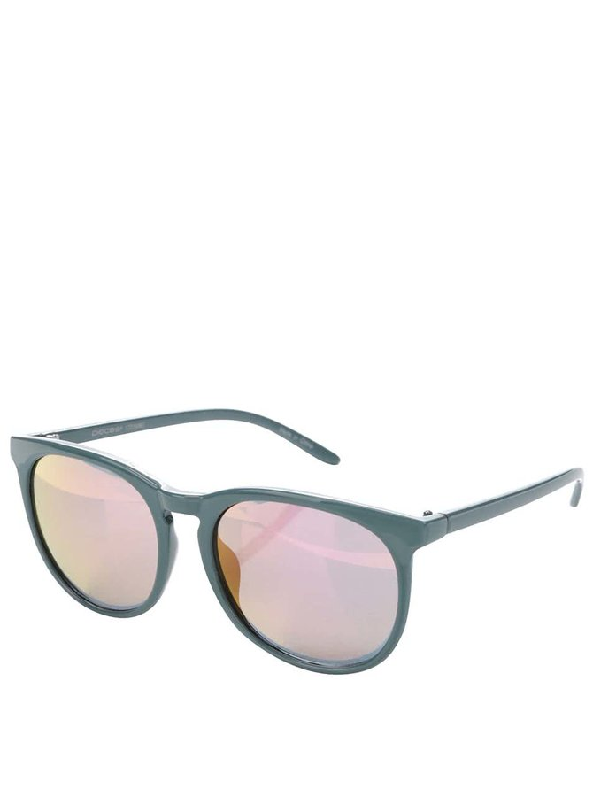 Zelené sluneční brýle Pieces Banana