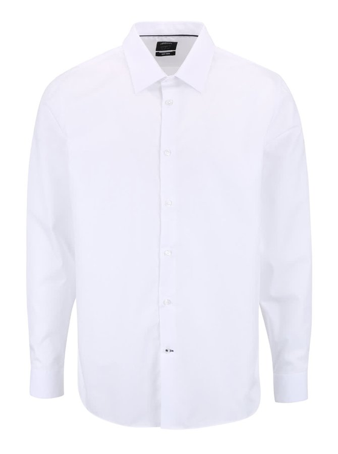 Cămașă Burton Menswear London albă