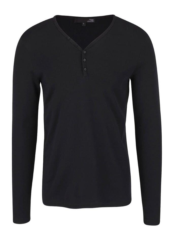 Bluză !Solid Philip neagră