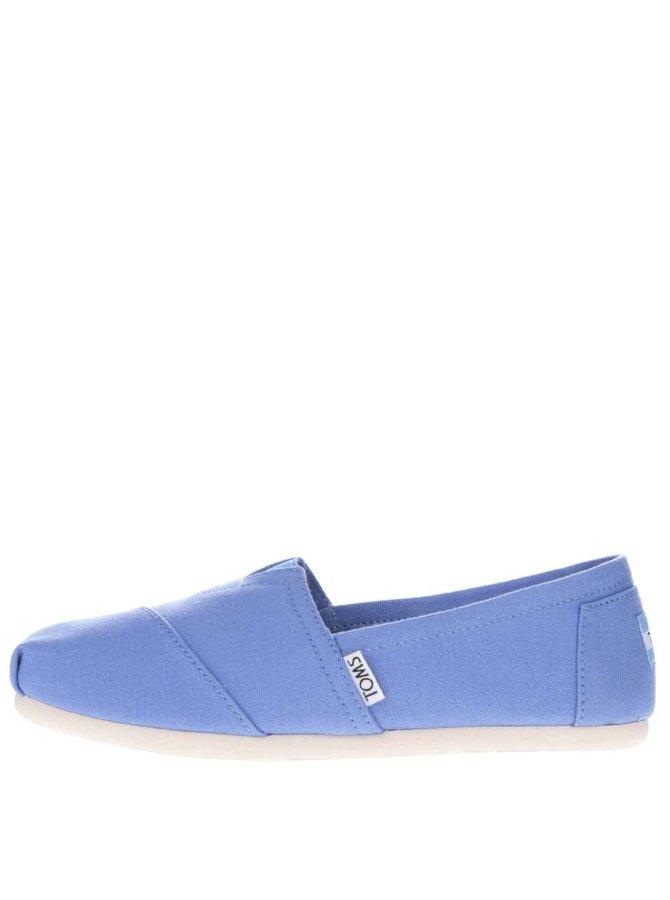 Espadrile de damă Toms albastre