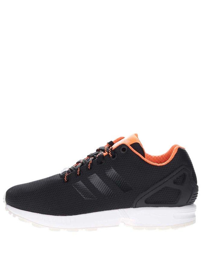 Pantofi sport negri pentru femei adidas Originals ZX Flux