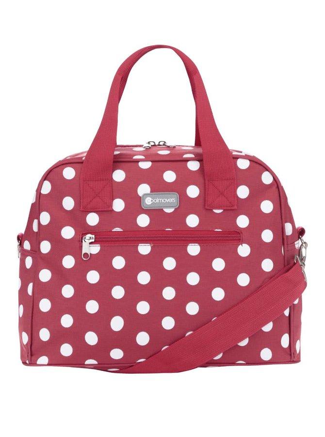 Červená chladící taška Kitchen Craft