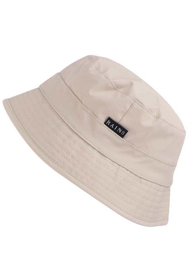 Béžový klobouk Rains