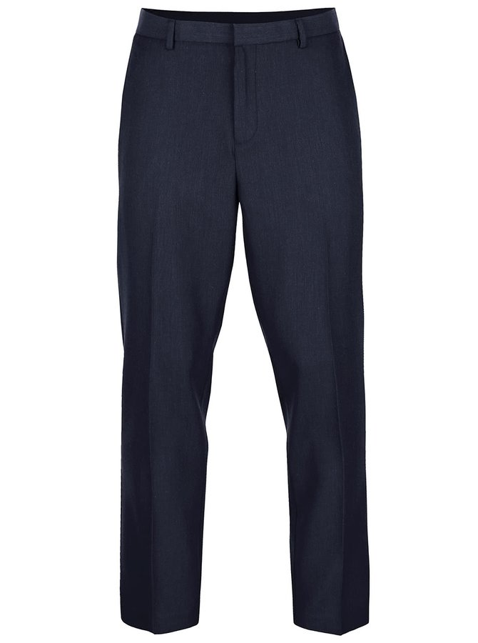 Pantaloni slim fit Burton Menswear London albaștri