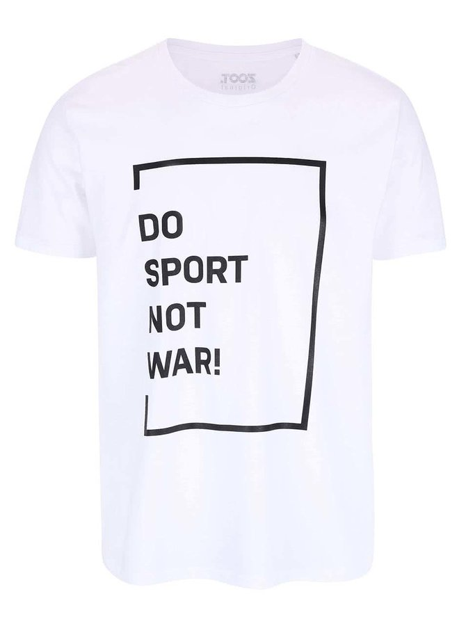 Tricou ZOOT Original Do sport not war