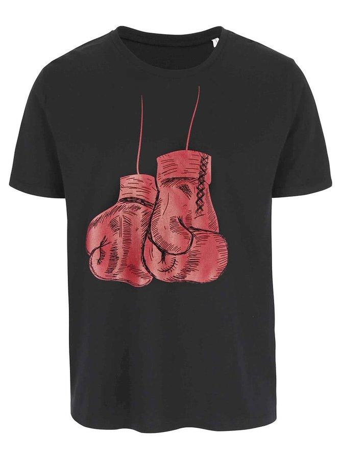 Černé pánské triko ZOOT Originál Box