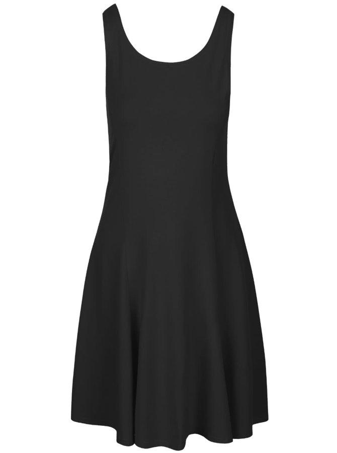Černé šaty Smashed Lemon
