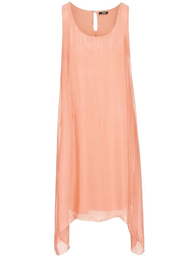 Meruňkové šaty Alchymi Lerosa