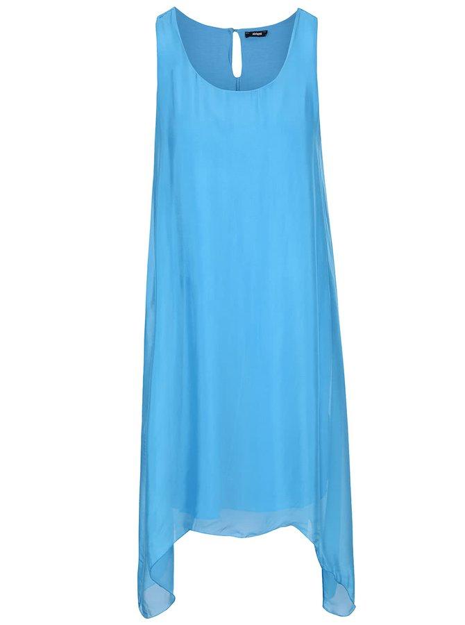 Rochie albastru deschis Alchymi Lerosa fără mâneci