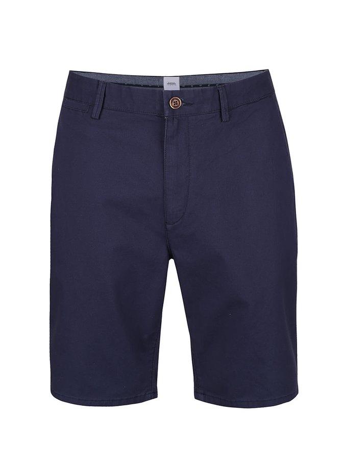 Pantaloni scurți albastru închis Burton Menswear London